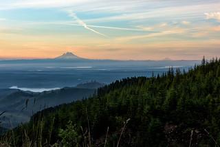 Mount Elinor Sunrise