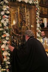 35. The solemn all-night vigil on the feast of the Svyatogorsk icon of the Mother of God / Торжественное всенощное бдение праздника Святогорской иконы Божией Матери