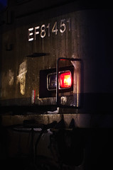 Dad Loves His Work (tsuna72) Tags: railroad japan night pentax railway  locomotive fukuoka locomotives  jrf   electriclocomotive jrfreight k30  ef81 electriclocomotives jr pentaxk30