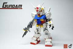 2. Gundam SBO Iso Left (Sam.C (S2 Toys Studios)) Tags: rx782 gundam mobilesuit legogundam lego moc samc s2toys 80s scifi mecha anime japan spacecraft gunpla