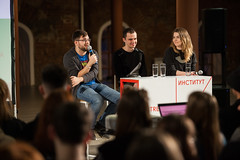 WHAT'S YOUR BUSINESS: PUBLIC-TALK WITH CARPRICE FOUNDER (Strelka Institute photo) Tags: whats your business publictalk with carprice founder strelka strelkainstitute education ekaterinburg 2017