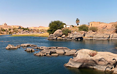 The Nile at Aswan, Egypt 2016 (Grangeburn) Tags: egypt aswan rivernile water geotagged outdoor ancientegypt