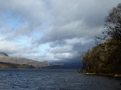 Coniston Water, Cumbria, UK (Muddy LaBoue) Tags: conistonwater lake lakedistrict england winter nearlyspring 2017 nature glaciallake outdoor outdoors clouds