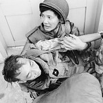 05 May 1968, Saigon, Vietnam --- General Nguyen Ngoc Loan injured during the Saigon battle thumbnail