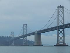 Mild fog (Rubén HPF) Tags: bay bridge oakland san francisco yerba buena tunnel