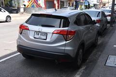 Honda HR-V i-VTEC (D70) Tags: honda hrv ivtec subcompact crossover suv produced