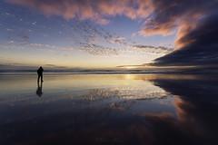 Playa de la Lanzada (jojesari) Tags: 416 ar117g playadalanzada playadelalanzada ogrove pontevedra galicia jojesari suso ocaso sunset atardecer puestadesol explore