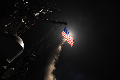Syria missile strikes