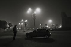 untitled / 2012 (Levan Kakabadze) Tags: night streetphotography 2012 church car