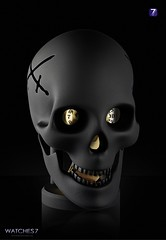 L'EPÉE 1839 – Creative Art REQUIEM by Kostas Metaxas Black Skull Ttable Clock Limited Edition (Watches 7) Tags: 1853hmdcaliber creativeart requiem blackskull ref766003114 baselworld2017 ttableclock