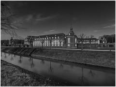 Das Schloss Nordkirchen