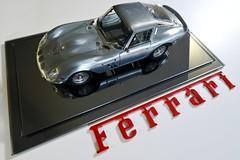 Naked 250 GTO (djbsteele) Tags: cmc diecast 118 scalemodel ferrari ferrari250gto 250gto gto 118scale