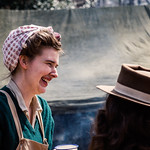 Women's Land Army Reenactor thumbnail