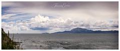 Viento del norte (Franci Esteban) Tags: vientodelnorte estrechodegibraltar parquenaturaldelestrecho mar mediterraneo tarifa casadelnaufrago dosorillas panoramica panorámica