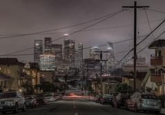 Streets of LA II (mcalma68) Tags: los angeles california nightphotography night street streets urban cityscape skyline