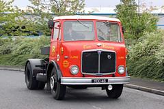 TV012672-Dukinfield. (day 192) Tags: duckinfield woodheadrun roadrun transportrally transportshow lorry lorries wagon truck classiclorry preservedlorry vintagelorry aec mercury aecmercury ydd46