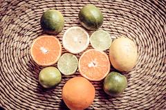 Citricos acidos (M. Andrea de Castro) Tags: citricos naranja lima amarillo verde 52stilllifes limon 9fruit 52of2017 fruit acid acido