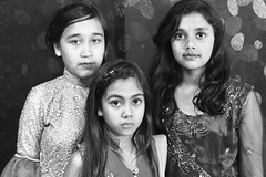 Young Blood (N A Y E E M) Tags: maria basma kalam sania daughter cousins aunt group portrait wedding sadia night communitycenter banquethall viptower chittagong bangladesh availablelight indoors