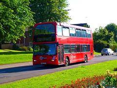 TM Travel YN56FDV 1172 (JBF Photography) Tags: tm travel yn56fdv 1172 scania n94ud east lancs omnidekka elc eckington metrobus 941