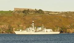 Iron Duke (Stapleton Road) Tags: hmsironduke plymouth ship sea navy royal