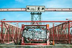 Williamsburg Bridge (zerokhmer) Tags: nikon d300 35mm 35mm18 3518 nikkor35mm18 f18 f18g 18 afs dx newyork williamsburg bridge ny