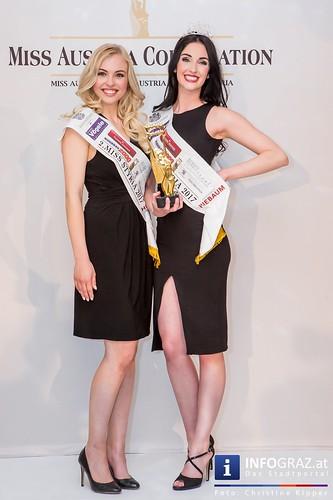 Miss Styria Wahl 2017 im Aiola Schloss St. Veit Graz