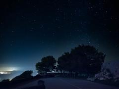 (rriupu) Tags: menorca stars estrellas night noche astronomy astronomía astrofotografía astrophotography longexposure landscape paisaje