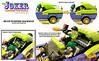 LEGO Batman Custom MOC | The Joker Lowrider Pimpmobile (AC Studio) Tags: lego batman custom moc the joker lowrider pimpmobile 70906 notorious low rider