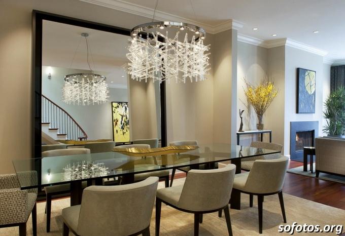 Salas de jantar decoradas (3)