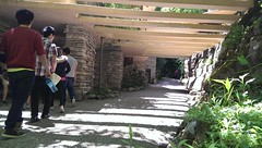 2013-05-26 13.35.31 (intellidryad) Tags: usa franklloydwright pa fallingwater laurelhighlands  052713karen