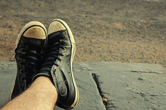 golden (quedy!) Tags: shoes converse allstar sapatos