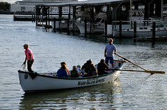 Urban Sea Explorers (Texaselephant) Tags: california water boat vallejo oars mareislandrowing