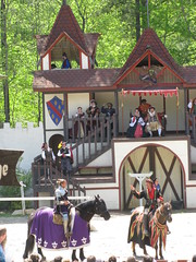 The Georgia Renaissance Festival (horses merci) Tags: king queen knights april jousting georgiarenaissancefestival 2013