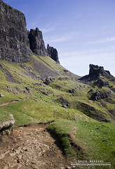 Scale (DMeadows) Tags: skye rock landscape island islands scotland countryside highlands rocky ridge highland remote isle trotternish quiraing davidmeadows dmeadows davidameadows dameadows