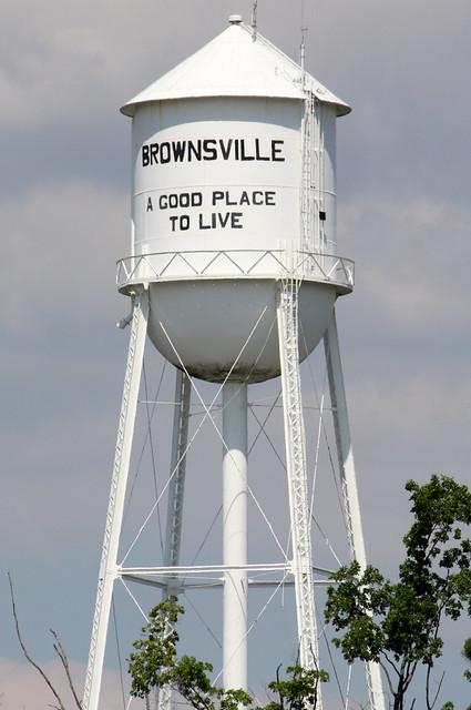 Brownsville, TN Water Tower