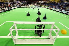 BvOF RoboCup2013 - RoboCup Soccer middle class (RoboCup2013) Tags: thenetherlands eindhoven event robotics msl robocup bartvanoverbeekephotography