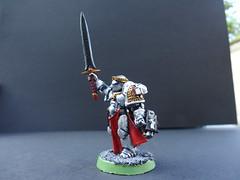 Grey Knights Brotherhood Champion (ffoeg4568) Tags: grey champion knights emperors