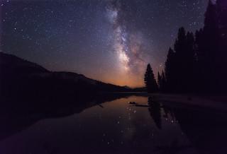 Stars Over Tenaya