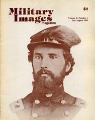 Military Images magazine cover, July/August 1980 (militaryimages) Tags: history infantry mi america magazine soldier photography rebel us marine uniform photographer unitedstates military union navy archive confederate worldwari civilwar american weapon tintype ambrotype artillery stereoview cartedevisite sailor ruby veteran roach daguerreotype yankee cavalry neville spanishamericanwar albumen mexicanwar coddington backissue citizensoldier indianwar heavyartillery matcher findingaid militaryimages hardplate