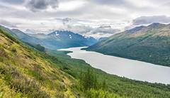 Eklutna Lake - Chugach State Park (Kretzsche93) Tags: park summer usa lake alaska america state august anchorage amerika eklutna chugach 2013