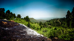 The view from Sipi Falls