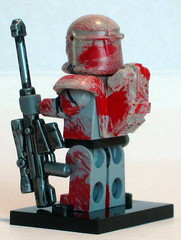 commando sev (IanPiotr) Tags: lego sev custom clone commando
