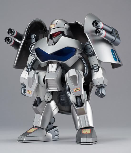 MegaHouse VA究極可動機器人特展