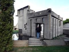 Chiesa della Tomba Brion (orsorama) Tags: italy grave italia tomb tomba brion treviso brionvega veneto altivole