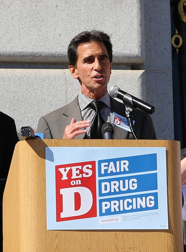 Yes on D Press Conference (10/3/13)