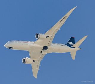 Aeromexico N964AM