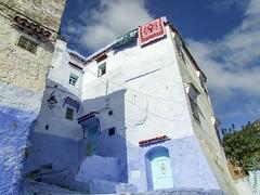 Chefchaouen (34) (clodyus) Tags: africa architecture arquitectura morocco maroc marocco chaouen chefchaouen architettura rif afrique mdina     tangerttouan