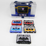 Transformers Soundwave Masterpiece - modo alterno vs casetes thumbnail
