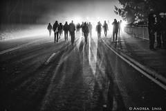 schneeberg..... (andrealinss) Tags: street blackandwhite bw monochrome fog germany mono nebel streetphotography sachsen schwarzweiss schneeberg streetfotografie andrealinss