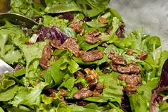 Tossing the Salad (Pat Durkin OC) Tags: food salad walnut